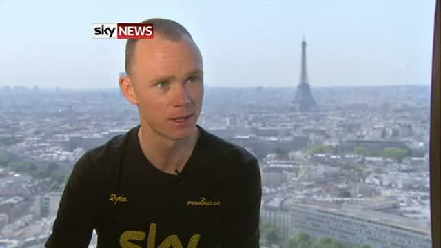 News video: Froome: My Victory Was Drug-Free